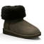 UGG Kid's Classic Short Brown 0