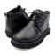 UGG Women's Leather Neumel Black 8