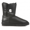 UGG Bailey Bling Leather Black 0