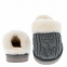 UGG Cozy Knit Cable Grey 2