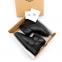 UGG Classic II Mini Leather Black 4