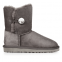 UGG Bailley Button Bling Grey 0