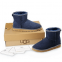 UGG Classic Mini Liberty Navy 1