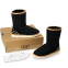 UGG Classic Short Black Ornament 0