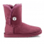 UGG Bailey Button Bling Red 1