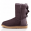 UGG Bailey Bow Purple 0