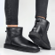 UGG Mini Leather Black 1
