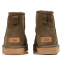 UGG Classic Mini Ankle Brown 2