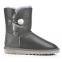 UGG Bailey Bling Leather Grey 0