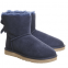 UGG Mini Bailey Bow Navy 0
