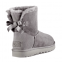 UGG Mini Bailey Bow II Grey 1