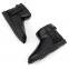 UGG Classic II Mini Leather Black 0