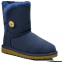 UGG Kid's Bailey Button Blue 1
