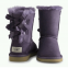 UGG Bailey Bow Purple 1