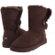 UGG Bailey Button Chocolate 1