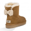 UGG Mini Bailey Knit Bow Chestnut 0