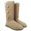 UGG Tall Triplet Button  Sand 4