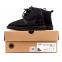 UGG Kids Neumel Boot Black 4