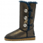 UGG Bailey Button Triplet Bling Blue Gold 0