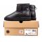UGG Kids Mini II Boot Leather Black 3
