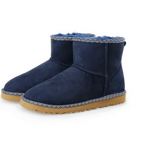 Фото UGG Classic Mini Liberty Navy