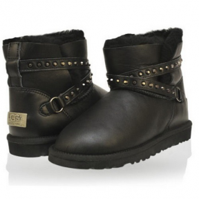 Фото UGG Emersen Leather Black