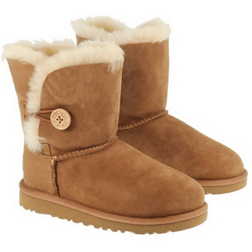 Фото UGG Bailey Button Chestnut