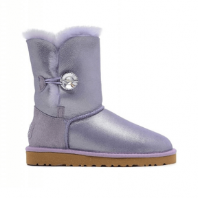 Фото UGG Bailey Button I Do! Purple