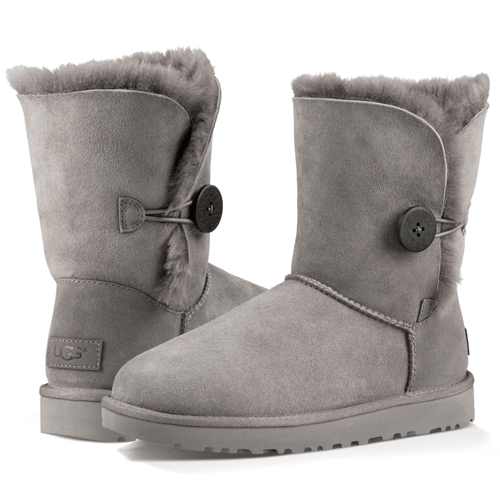 Фото UGG Bailey Button II Grey