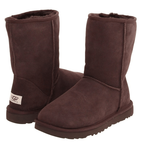 Фото UGG Men Classic Short Chocolate