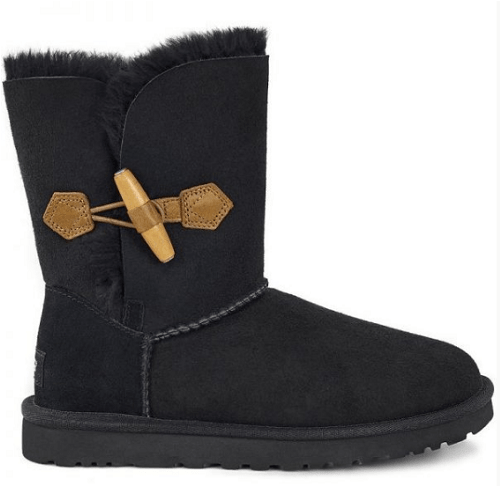 Фото UGG Bailey Keely Black