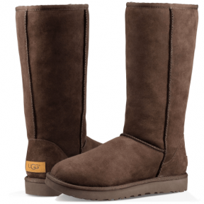 Фото UGG Classic II Tall Chocolate