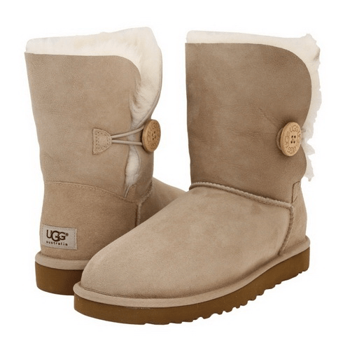 Фото UGG Bailey Button Sand