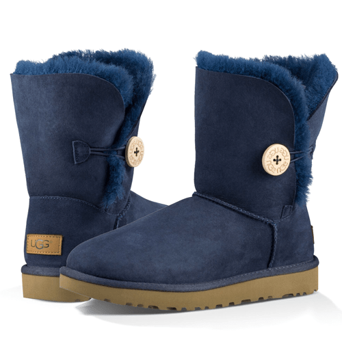 Фото UGG Bailey Button II Navy