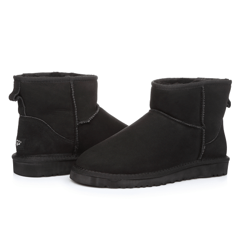 Фото UGG Men Classic Mini Black