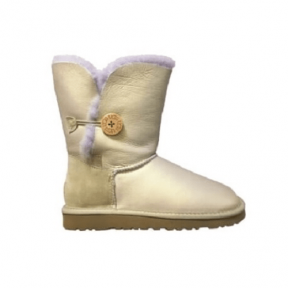 Фото UGG Bailey Button Metallic Amethyst