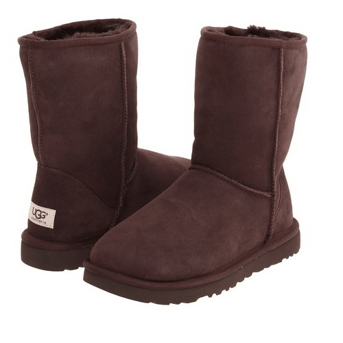 Фото UGG Kid's Classic Short Brown