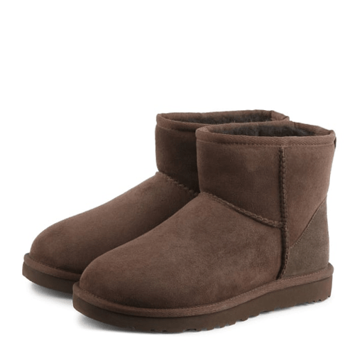 Фото UGG Classic Mini Chocolate