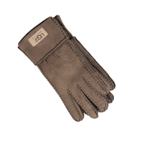 Фото UGG Women's Sheepskin Chocolate Gloves