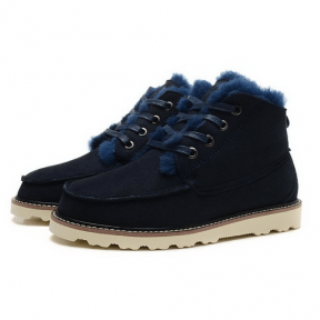 Фото UGG David Beckham Boots Dark Blue