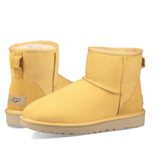 Фото UGG Classic II Mini Sunflower