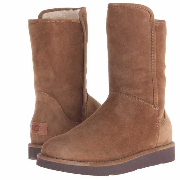 Фото UGG Abree Chestnut