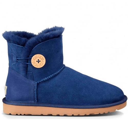 Фото UGG Bailey Button Mini Navy