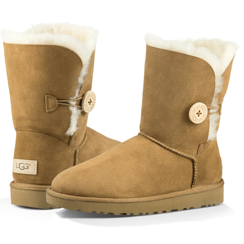 Фото UGG Bailey Button II Chestnut