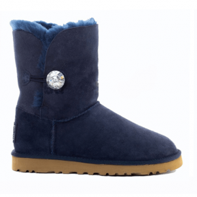 Фото UGG Bailey Button Bling Blue II