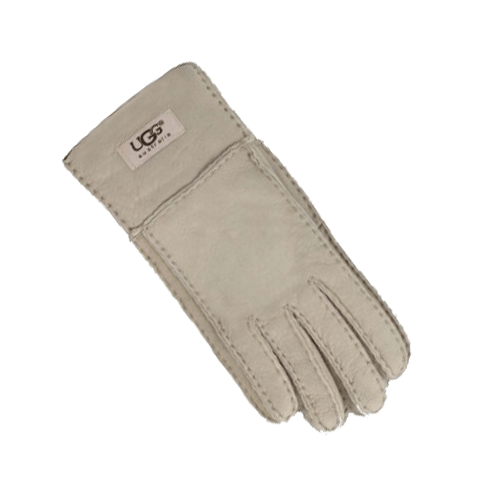 Фото UGG Sheepskin Sand Gloves