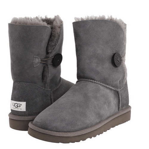 Фото UGG Baily Button Grey