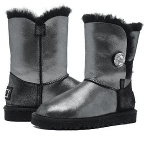 Фото UGG Bailey I Do! Black