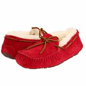 Фото UGG Dakota Slipper Red