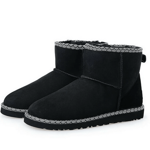 Фото UGG Classic Mini Liberty Black